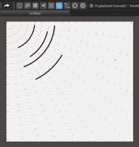 drawin lines support tool